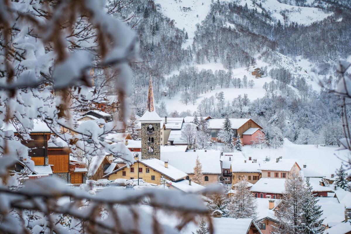 Saint Martin de Belleville villages