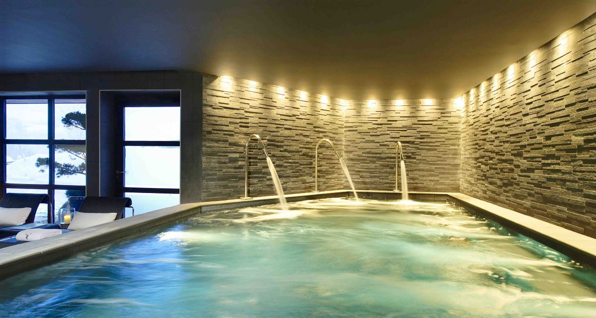 10 Spas D Hotels De Montagne France Montagnes Stations De Ski