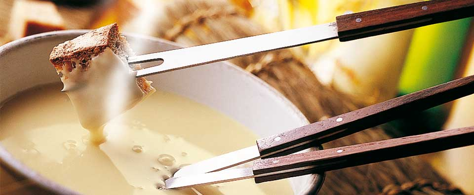 fondue plat
