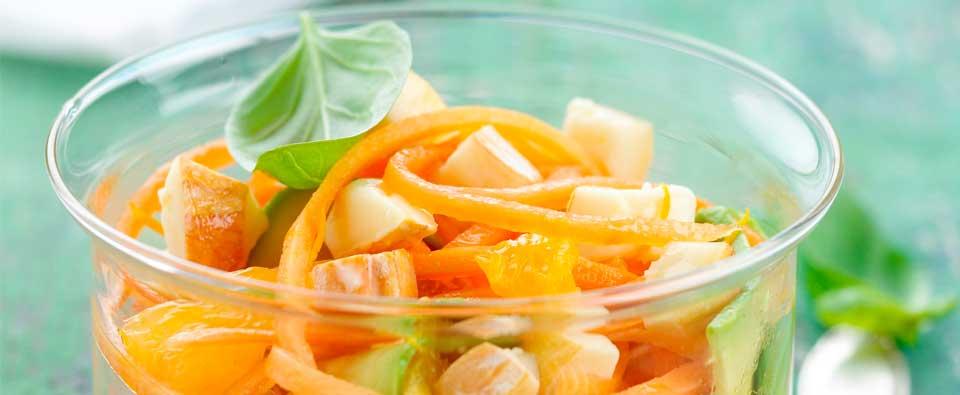 salade reblochon