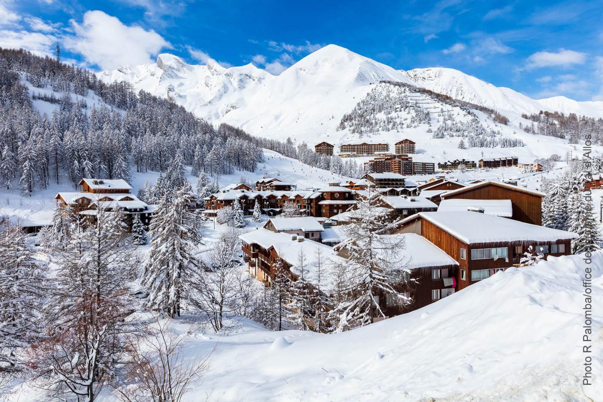 Val d'Allos villages