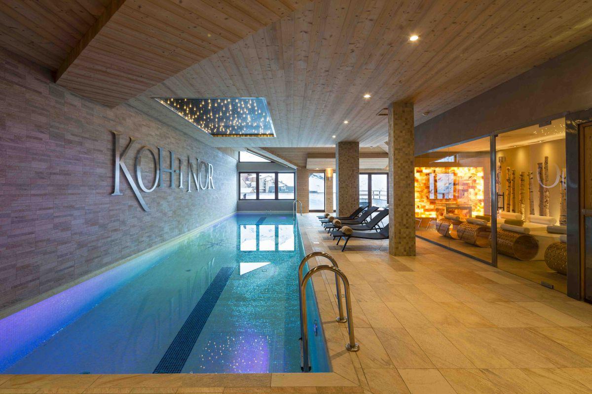 Prix D Un Sauna 10 spas d'hôtels de montagne - france montagnes - stations