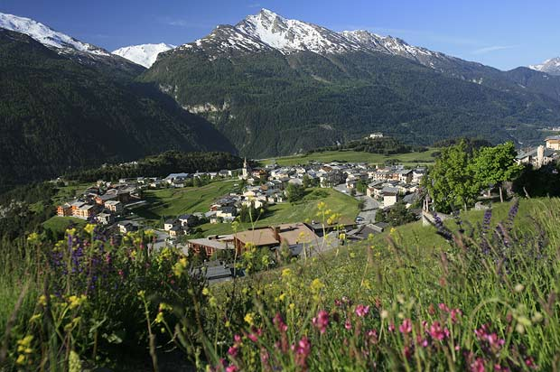 Station village : Aussois