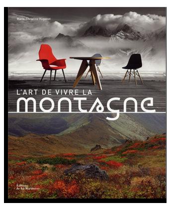 Livre Art de Vivre Montagne