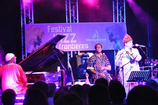 Montgenèvre Jazz festival