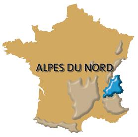 Stations de ski Alpes du Nord