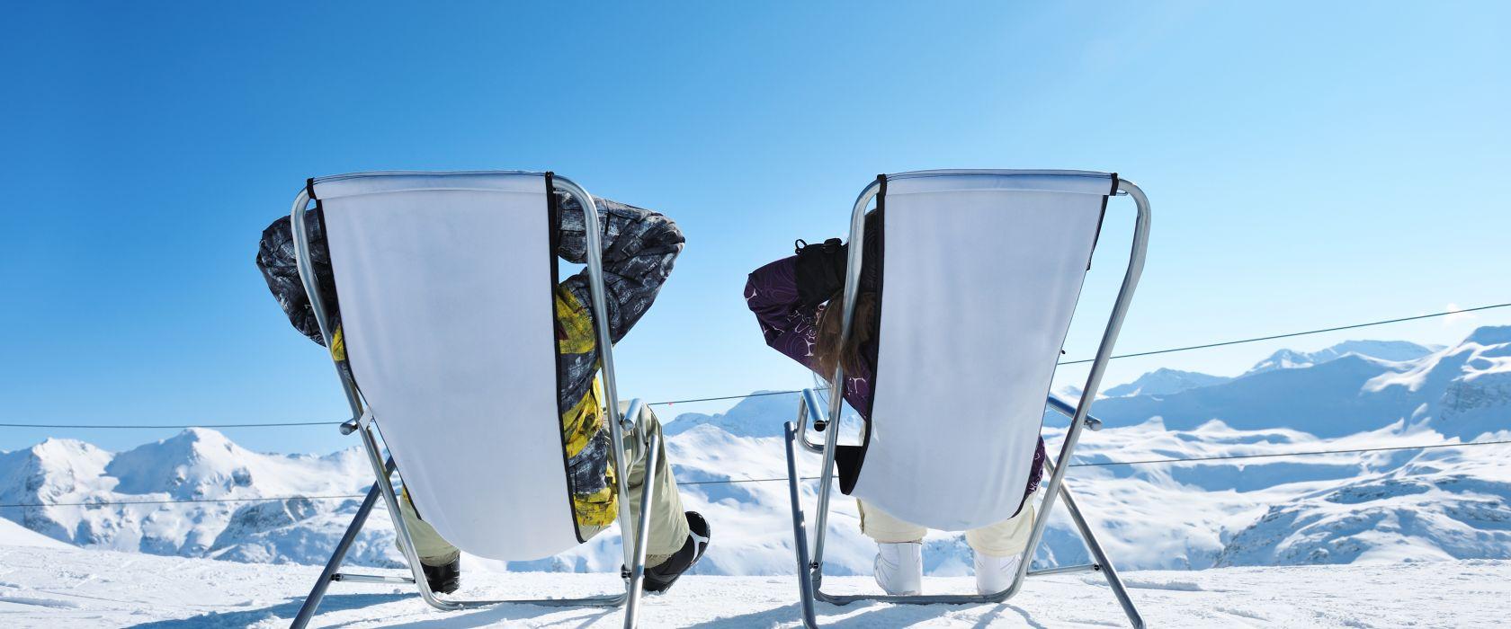 Le ski au printemps