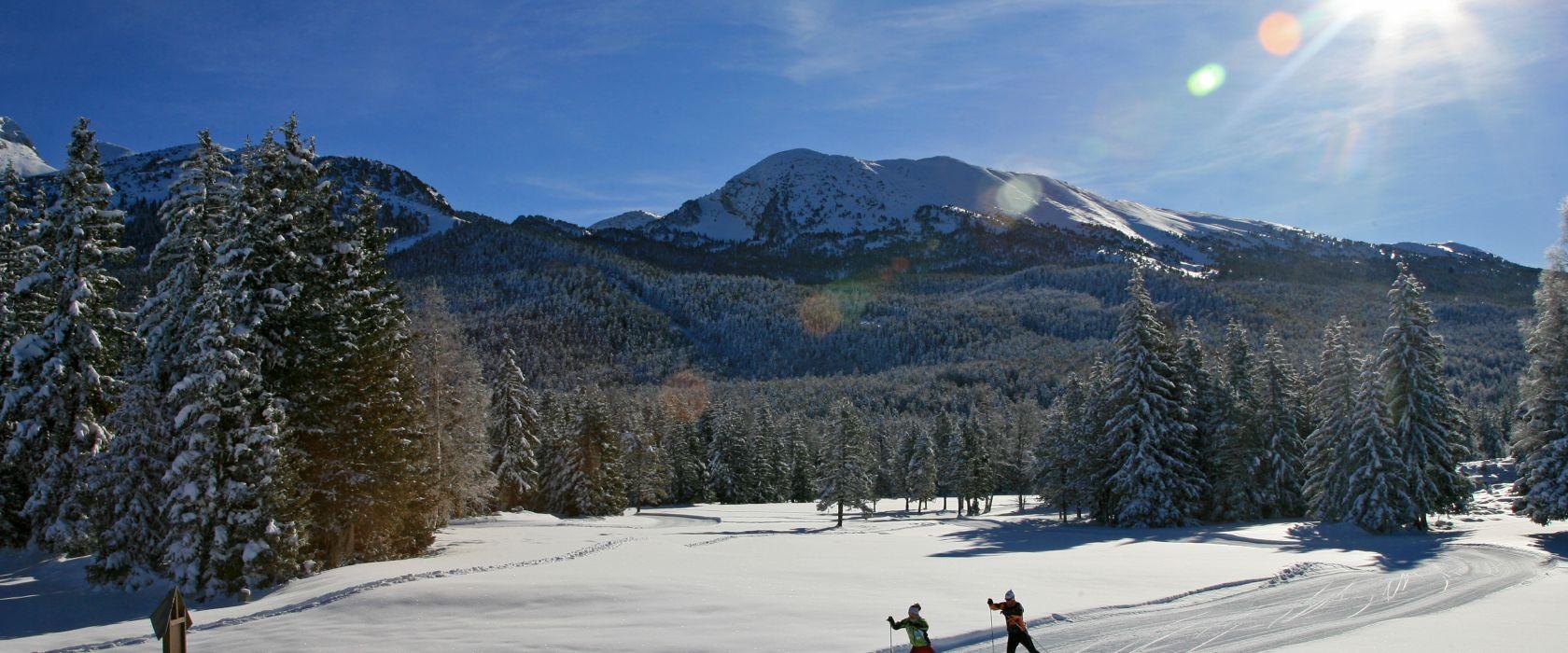 Météo des stations de ski