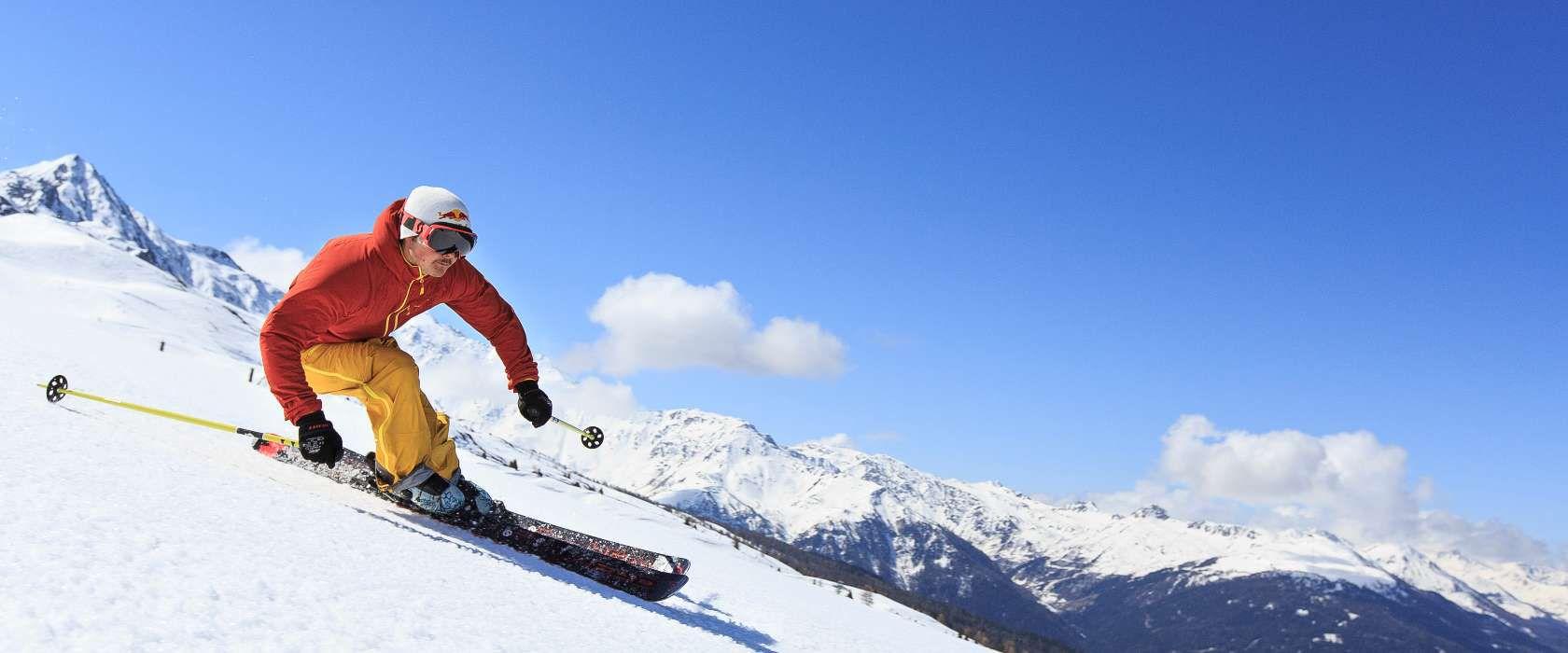 Où skier en avril ?