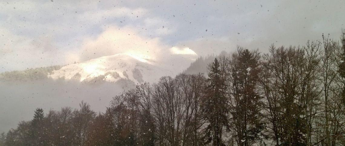Premières neiges sur tous les massifs