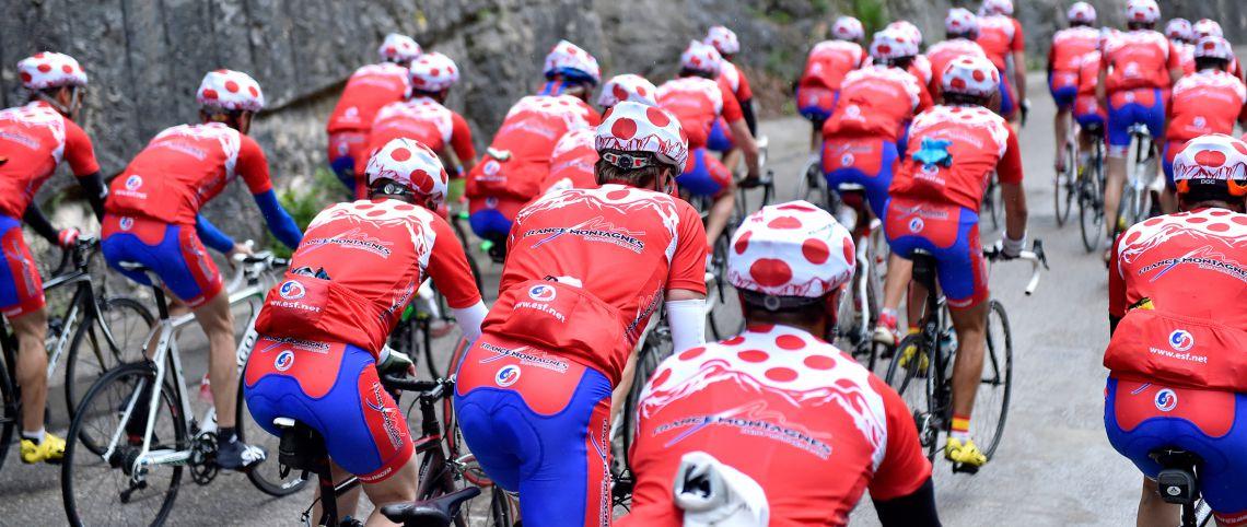 France Montagnes et les moniteurs ESF animent le Tour 2015