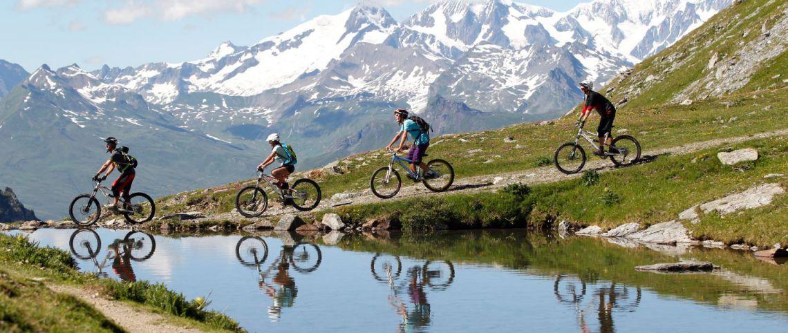 Fietsen in de bergen: van familiefietsen tot wielrennen