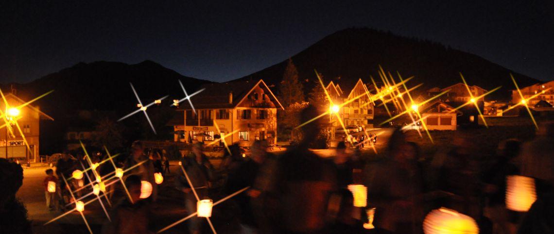 10 nachtelijke activiteiten in de Franse bergen