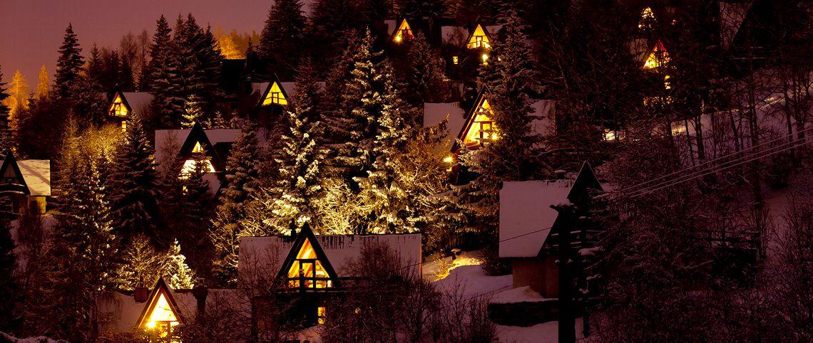 Menu De Noel Pour Famille Nombreuse.16 Chalets De Reve Pour Un Noel Magique France Montagnes
