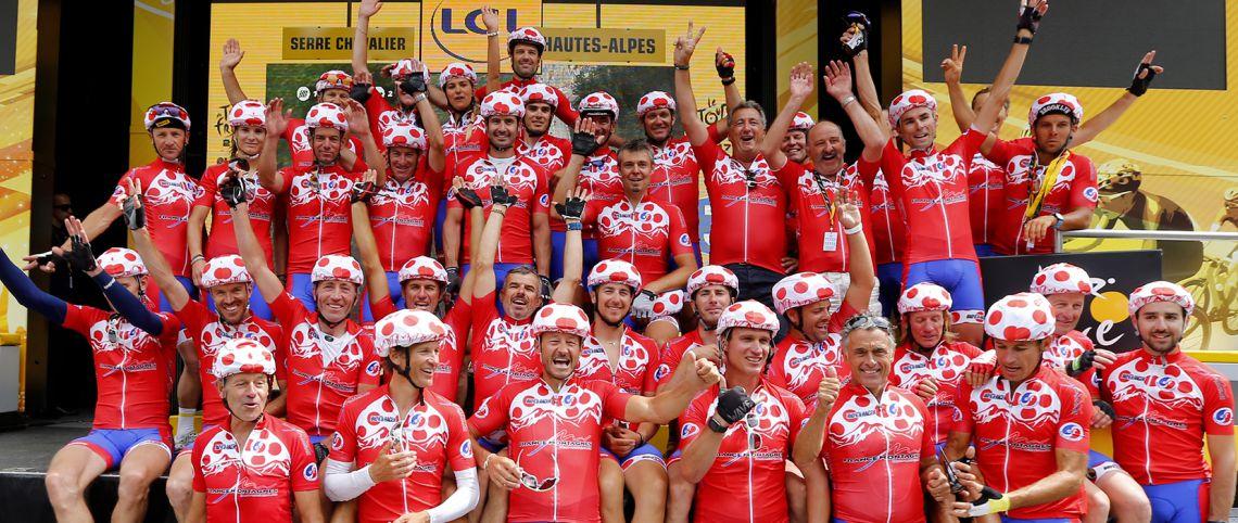 France Montagnes sur le Tour de France