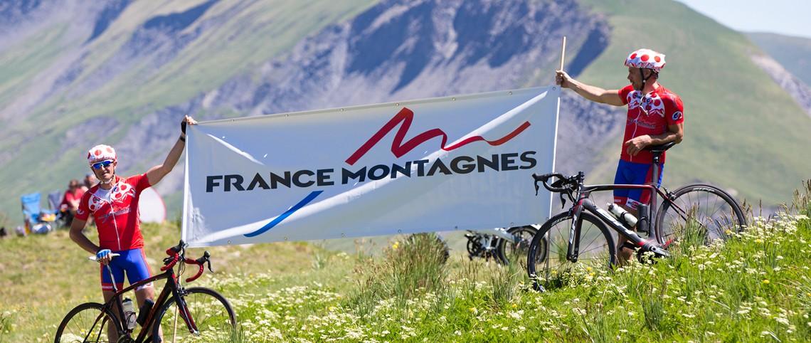 France Montagnes roule pour le Critérium du Dauphiné !