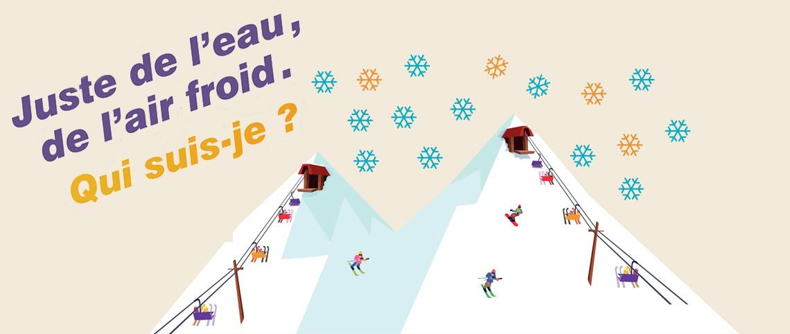 La neige de culture, comment ça marche ?