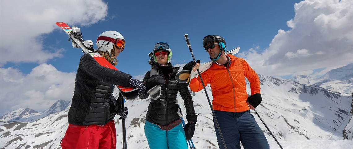 Skiing into Spring : special offers !