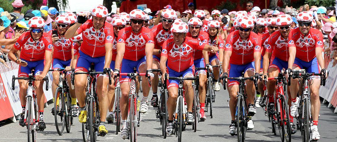 Portfolio : France Montagnes sur le Tour de France 2017