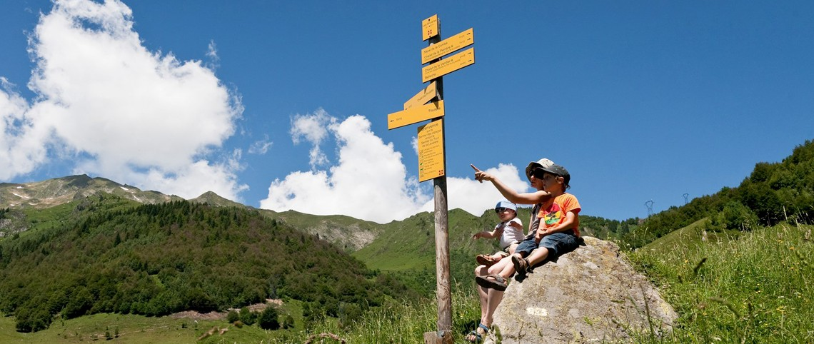 Rando: 13 trails to take with children!