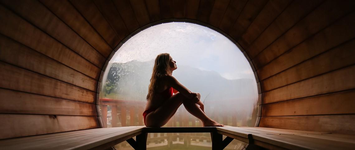 8 séjours bien-être et detox en montagne