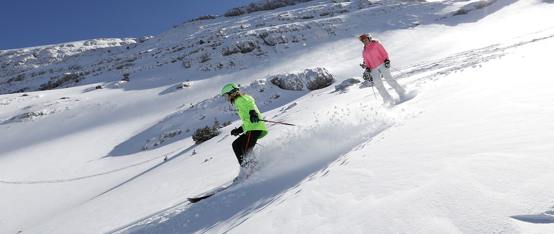 Where to ski in Spring?