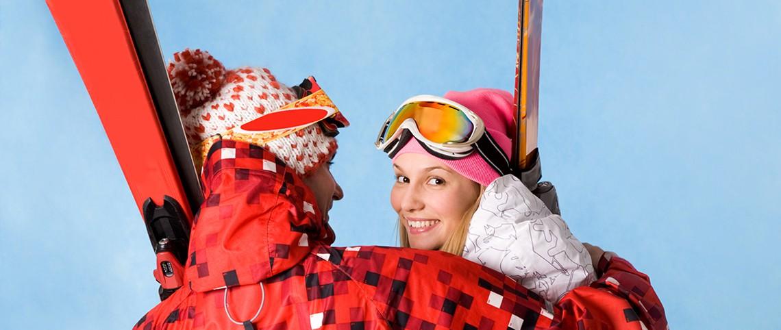 3 astuces pour skier sans ses enfants
