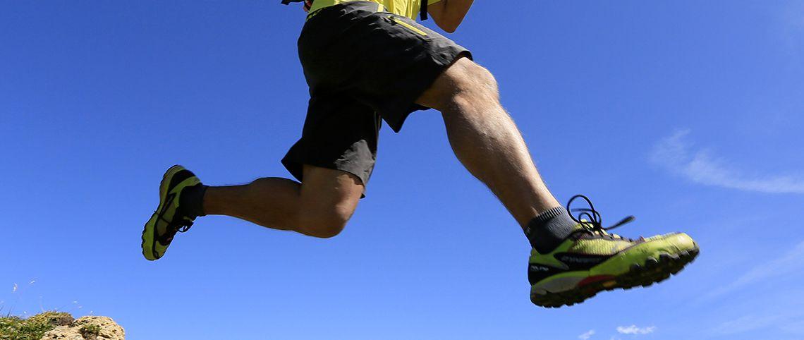 Débuter le trail : le choix de la bonne chaussure