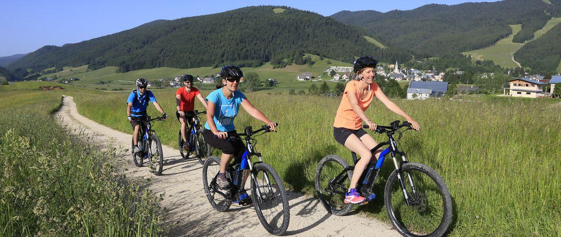 Le vélo électrique : c'est branché !