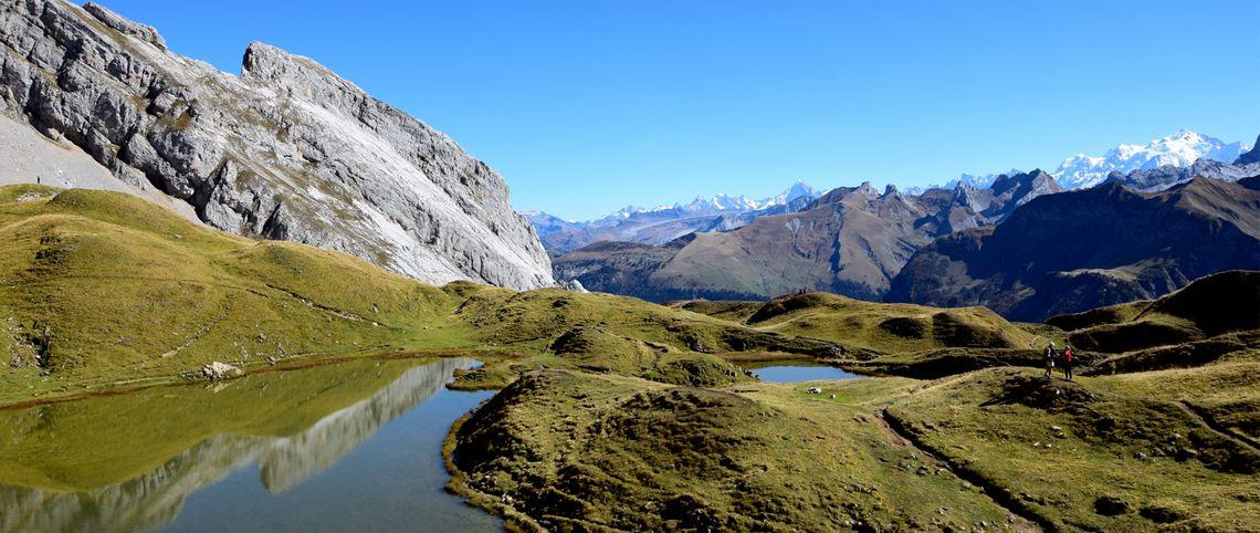 Herfstfoto's uit de Haute-Savoie