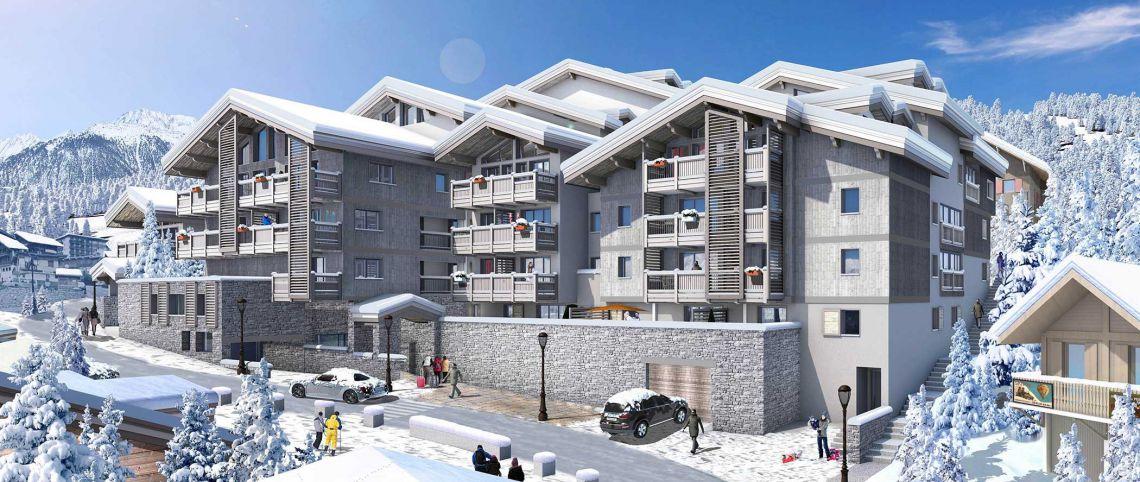 12 nieuwe appartementenresidenties om deze winter te ontdekken