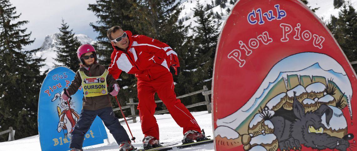 5 conseils pour aider son enfant à mieux skier