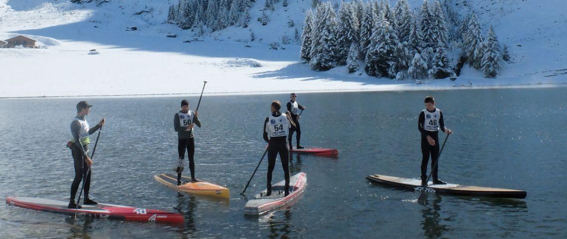 A la verticale de l'eau avec l'Alpine Lakes Tour