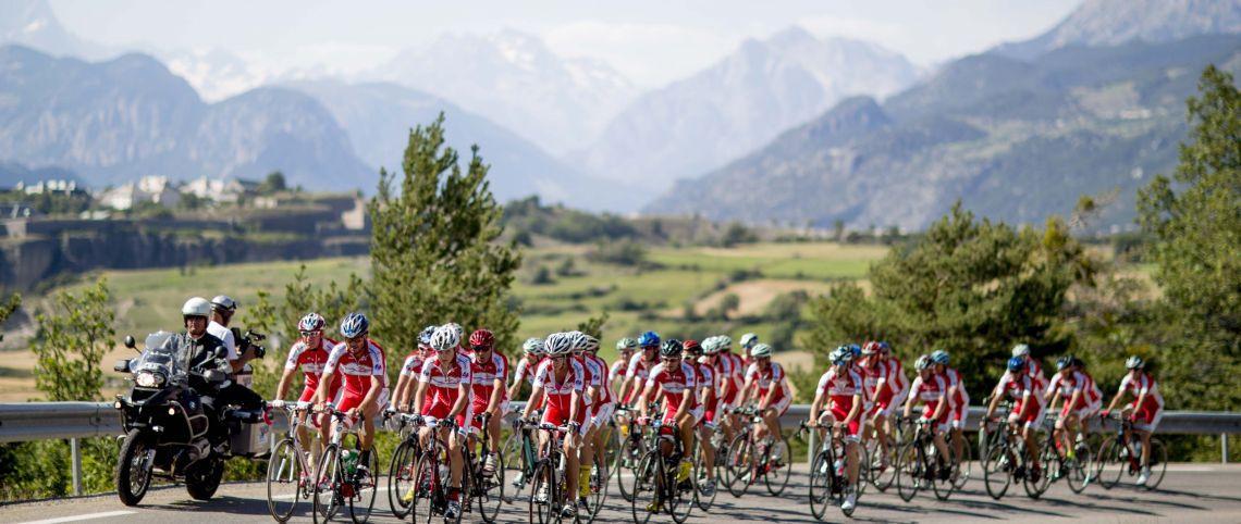 Portfolio : Le Tour de France aux couleurs de France Montagnes