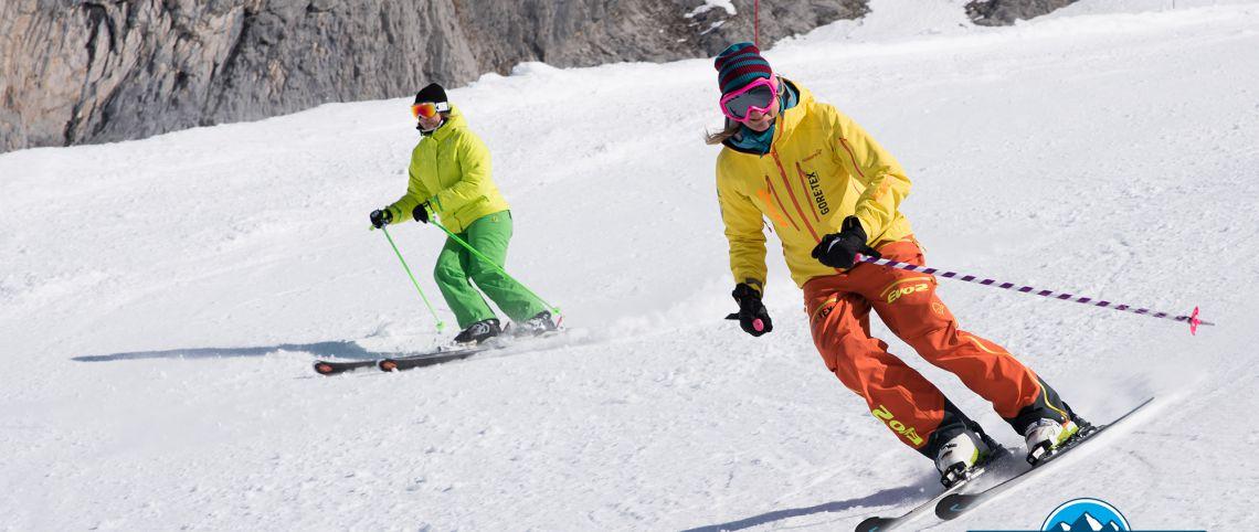 Les meilleurs skis Femme 2017