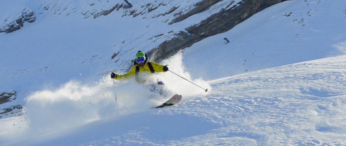 Le test des skis 2017 est en cours !