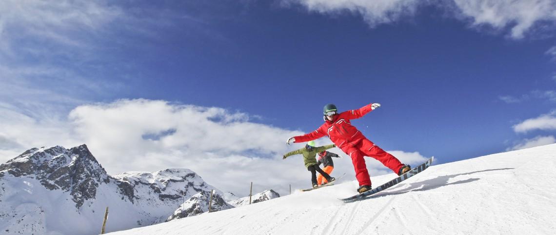 Ski ou snowboard, comment choisir ?