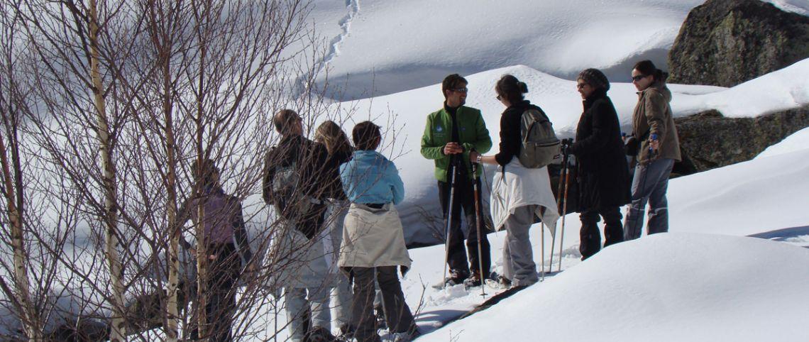 Les accompagnateurs en montagne : la montagne en partage
