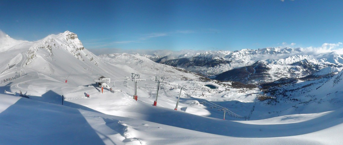Where to ski this weekend?