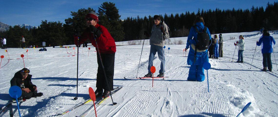 Handicap mental : le ski c'est aussi possible !