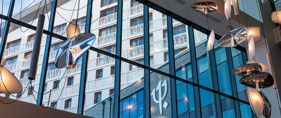 Club Med Les Arcs Panorama, le nouveau fleuron des Alpes