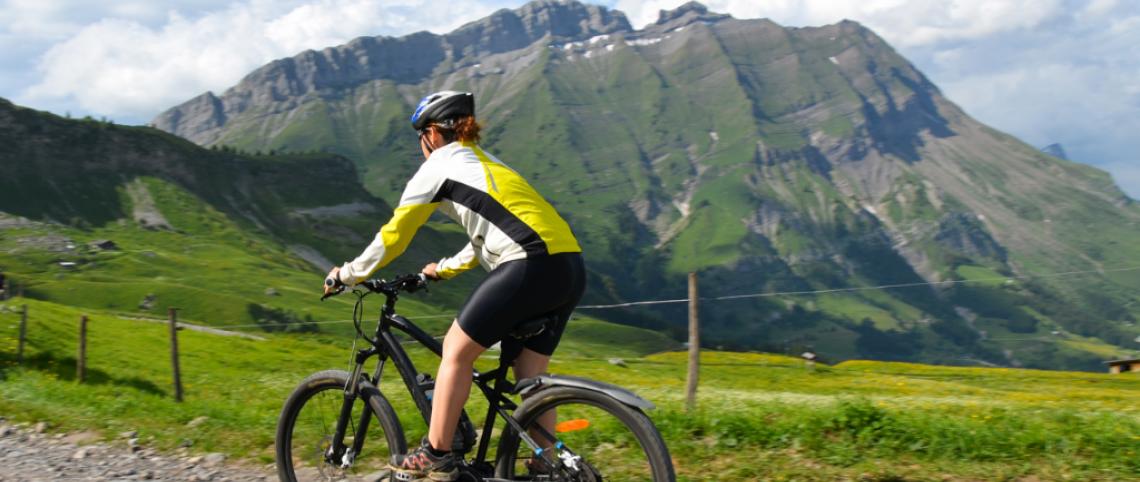 Itinérance douce dans le Val d'Arly