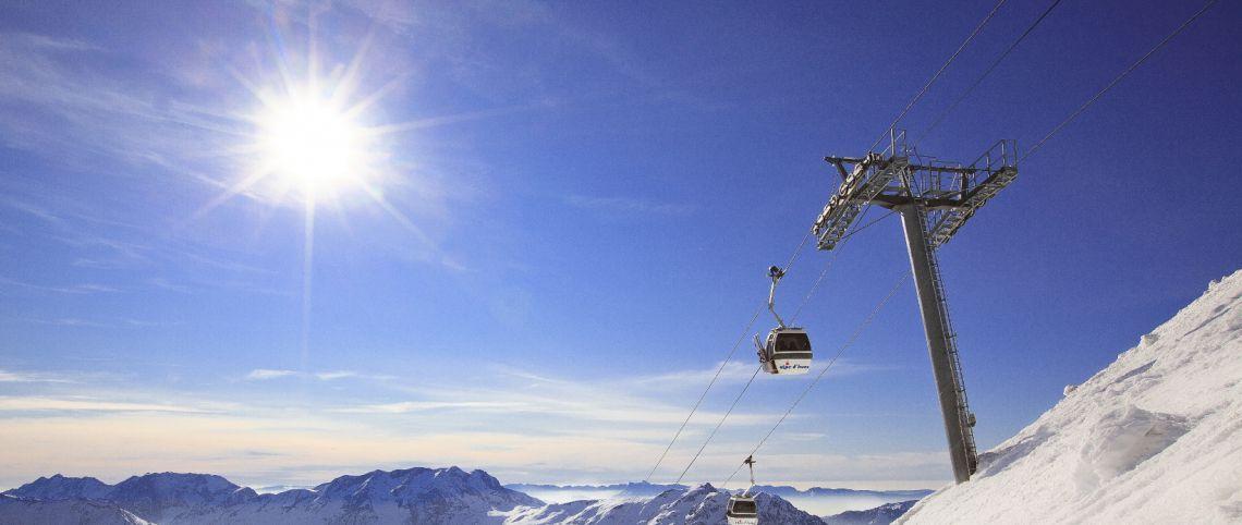 Nieuwe skiliften in winter 2016-2017