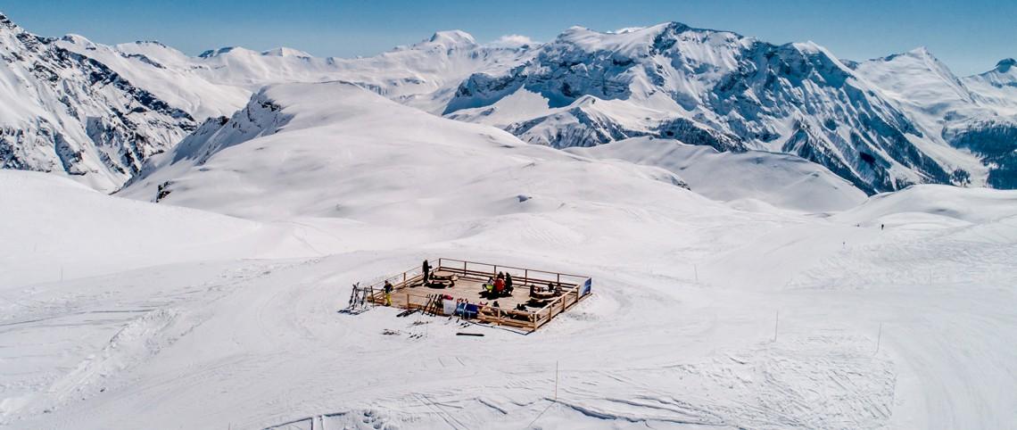 8 terrasses pour se ressourcer en altitude