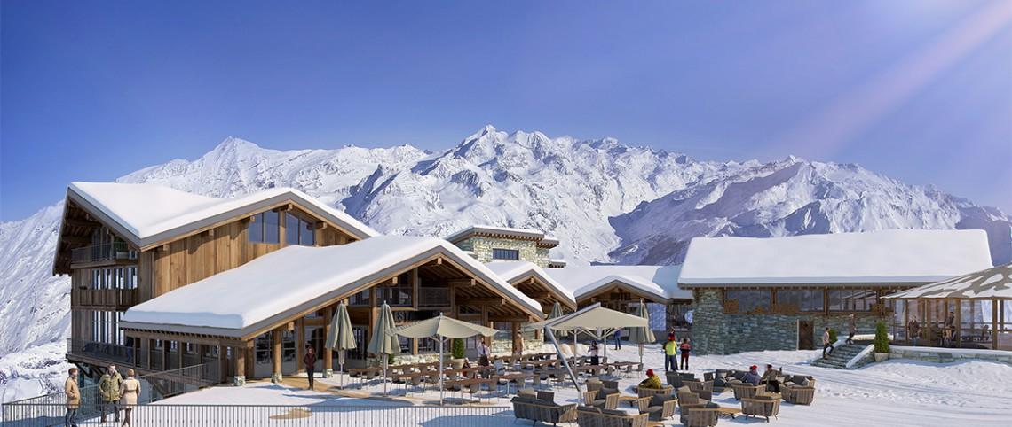 Stations de ski : les nouveaux hébergements 2018 -2019