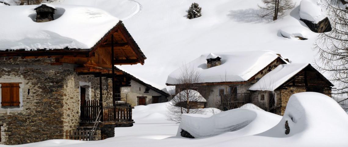 Villages de montagne - 9 stations au charme authentique!