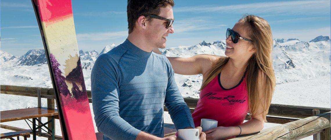 Le Printemps du Ski pour les amoureux,  c'est du ski… mais pas que !