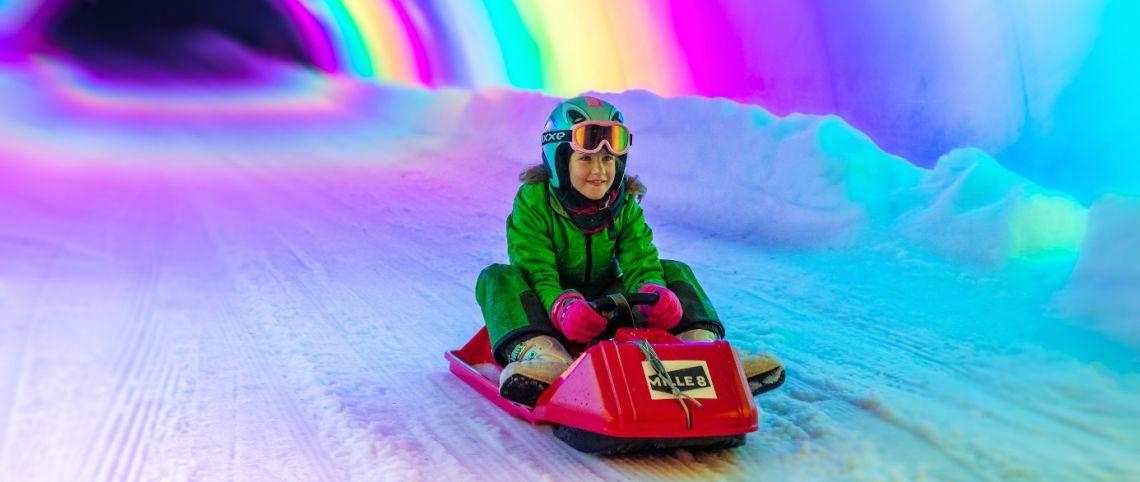 Les stations réinventent le ski en 2016