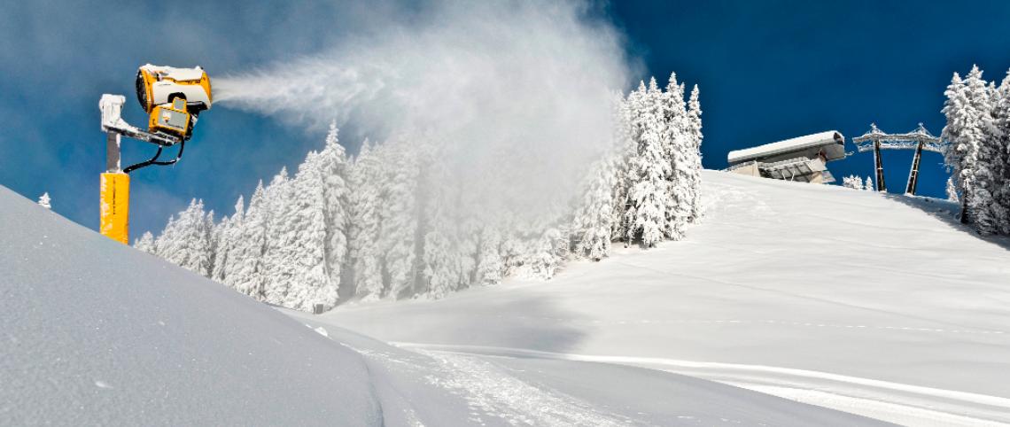 Les secrets de la neige de culture