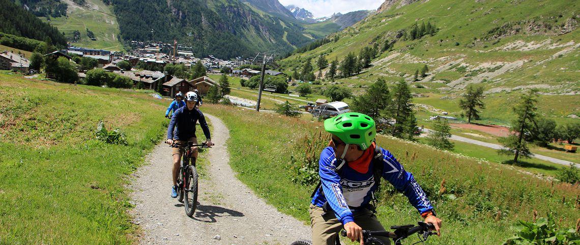 Mountainbiken kun je leren!
